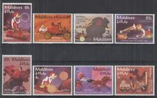 A806. Maldives - MNH - Cartoons - Disney's - Donald and the Wheel