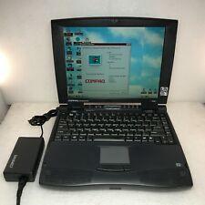 HP Compaq Presario 1681 Laptop Notebook Windows 95 48MB 3GB READ