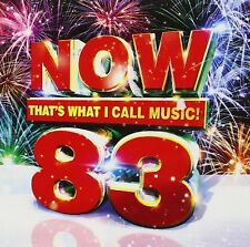 Various Artists-Now That's What I Call Music! 83 DOUBLE CD