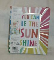 "Teacher Planner August 2020 - July 2021 ""You Can Be The Sunshine"" Not Written In"