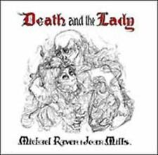 MICHAEL RAVEN & Joan Mills - Death E The Lady - NUOVO - FOLK / psych