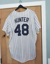 Minnesota Twins Torii Hunter MLB Jersey 2XL Embroidered lettering