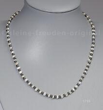 Unikat Halskette aus Süßwasser Zuchtperlen und Hämatit Geschenk 1766