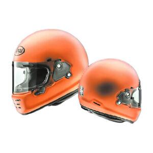 Arai Rapid Neo Dusk Orange (Matte) Full Face Helmet Motorcycle SNELL