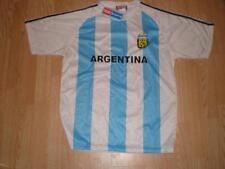 Men's Argentina Soccer L EB Sports NWT Jersey