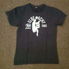 HSV Handball Hamburg T-Shirt Shirt Trikot Elbe 8 schwarz Gr. S