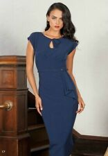 Stop Staring Timeless Fitted Dress XL