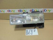97 98 99 GMC YUKON DRIVER Side Headlight Used front Lamp #1164-H