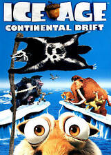 Ice Age: Continental Drift (DVD, 2012) BRAND NEW Sealed