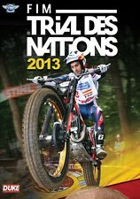 FIM TRIAL DES NATIONS SEASON REVIEW 2013 - CLEARANCE SPECIAL - MX DVD