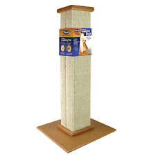 SmartCat Smart Cat Tall Sisal Scratch Scratcher Pole - Ultimate Scratching Post