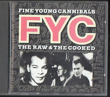 The Raw & the Cooked by Fine Young Cannibals (CD, Feb-1989, MCA (USA))