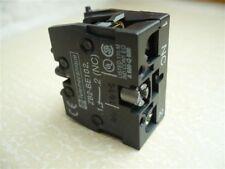 Kontaktblock Contact block Öffner ZB2-BE102 1NC Telemecanique Schneider NEU