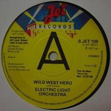 "Electric Light Orchestra(7"" Vinyl )Wild West Hero-Jet-JET 109-UK-Ex/VG"