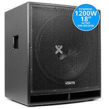 Vonyx Pro Audio Speakers & Monitors