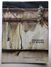 Derriere le Miroir, Derriere le Miroir 230, Kunst, Gérard Titus-Carmel,