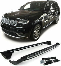 Aluminium footboard side step side board for Jeep Grand Cherokee WK2 10-17