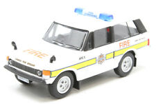 Oxford Diecast 1:76 76RCL004 RANGE ROVER CLASSIC LONDON FIRE BRIGADE