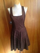 Free People XS lace up back ..sexy ..unique.. NWOT..summer dress