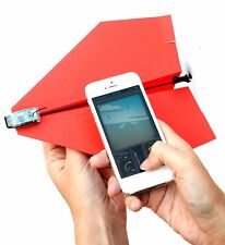 Powerup 3.0 Smartphone Controlled Paper Airplane - all included FREE UK SHIPMENT