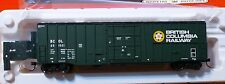 Atlas HO #20002676 British Columbia Railway NSC 5277 PD Box Car Road #851021