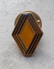Badge RENAULT Vintage Pins Auto Automobile France ancien 80