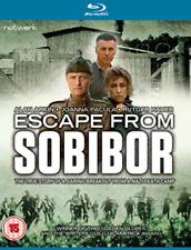 Escape From Sobibor DVD Region 2