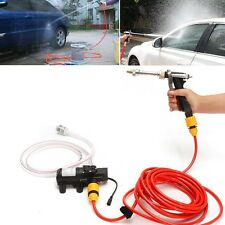 Portable Water Pump 12V 70W High Pressure Wash Washer Self-priming Car Electric