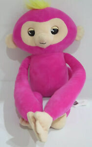 Large Pink Plush Fingerling - Battery Operated - Approx - 44 cm