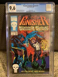 Punisher Summer Special #1 CGC 9.6
