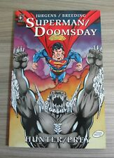Superman / Doomsday - Hunter / Prey Graphic Novel Book by Titan Books 1995