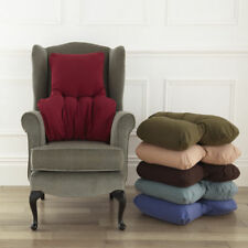 Chair Back Support Cushion Comfortable Lumbar support in a choice of colours