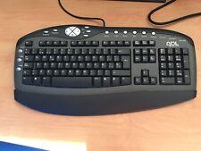 Teclado Español Pad Numerico Botones Multimedia PS/2