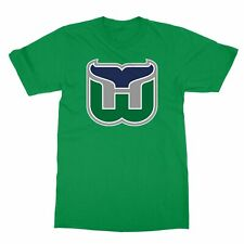 HARTFORD WHALERS DEFUNCT NHL OLD TIME HOCKEY Men's T-Shirt