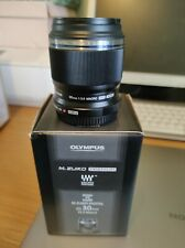 Olympus M Zuiko 30mm 3.5 Macro Lens