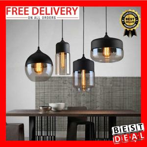 Hanging Lamp Led Pendant Lights Loft Kitchen Restaurant Bar Living Room Bedroom