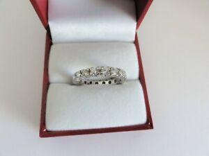 Alliance - Ring / Memorie Ring Weißgold 585 mit Diamanten 1,30 Carat