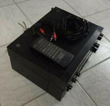 Technics SU-X101 Stereo Integrated Amplifier HiFi Verstärker ST-X301 Tuner