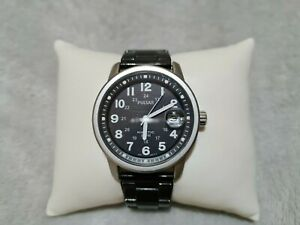 PULSAR YT57-X022 Military style Kinetic 100m wristwatch