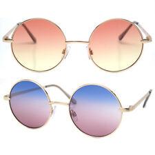 cf03b99d84d John Lennon Style Sunglasses Round Retro Vintage Style 60s 70s Hippie  Glasses