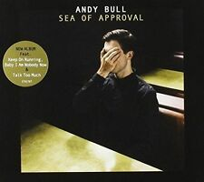 Andy Bull - Sea of Approval  NEW&SEALED DIGIPAK