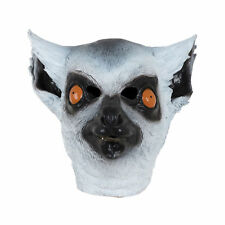 Lemur Animal Mask Fancy Dress Costume Mask