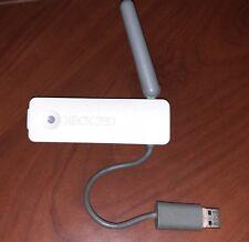 Microsoft XBox 360 USB Wireless N Networking Adapter Wifi - White
