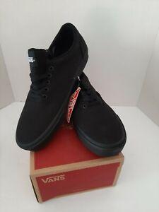 VANS Doheny Black - Size 11- VN0A3MTF186