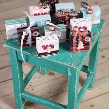 ROTH*Weihnachten*Adventskalender*Geschenkboxen~Winterwald~Set*24tlg*zum befüllen