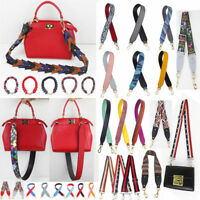 Snake Print PU Leather Replacement Bag Strap For Women Handbag Bags Accessories