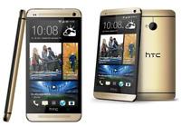 Nuevo HTC One (M7) - 32GB 3G GPS WIFI - Gold (Unlocked) Androide TELÉFONO MÓVIL