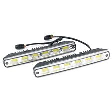 DC 12V/24V COB LED Daytime Running Light Super Car Installation Bracket DRL Lamp