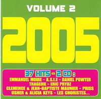 Compilation 2xCD 2005 - Vol.2 - France (M/EX)