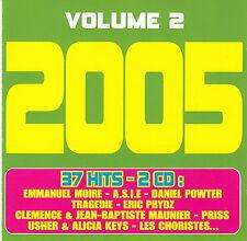 Compilation 2xCD 2005 - Vol.2 - France (M/EX)